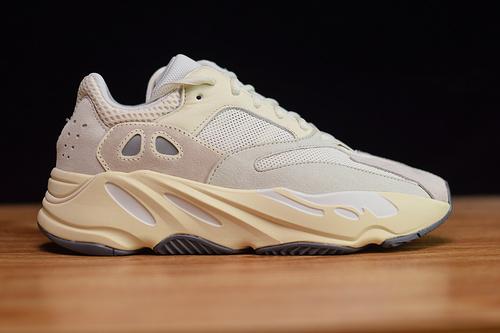 Adidas yeezy 700 椰子 米白 灰白 复古老爹情侣 EG7596 尺码:36-46.5带半码