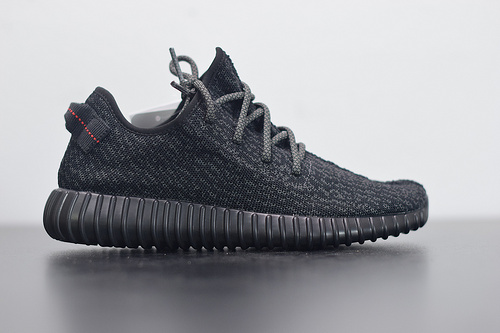 "W07S4 初代椰子350 Yeezy Boost 350 V1 ""Pirate Black""BB5350尺码36-48"