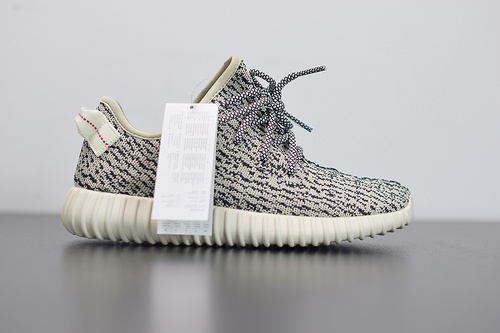 "W00S5 椰子Yeezy Boost 350 V1 ""Pirate ""椰子初代 芝麻灰 货号:AQ4832尺码36-48"