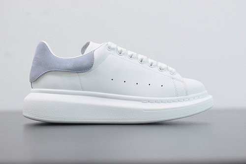 B07B5 Alexander McQueen/亚山历大麦昆 松糕鞋底厚增高小白鞋35-44