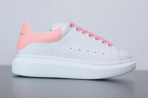 B07B5 Alexander McQueen sole sneakers低帮粉尾女35-39 男40-44