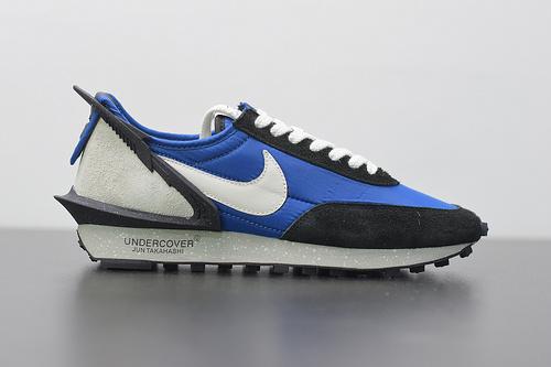M02M4 Undercover X Nike Dbreak 高桥盾联名 华夫赛车 走秀款运动休闲跑步鞋 货号:BV4594-400 尺码:36-45带半码