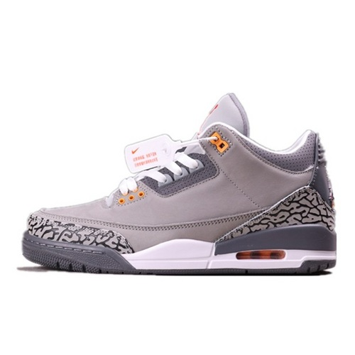 """Air Jordan 3 """"Cool Grey"""" 酷灰 CT8532-012"""