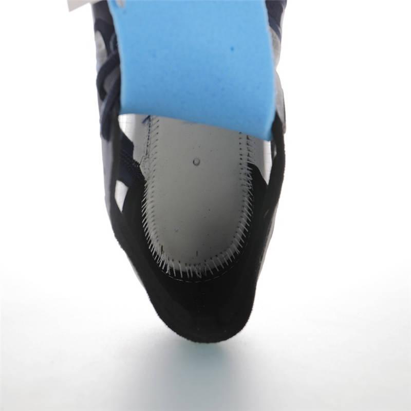 Jordan Air Zoom 85 Runner 轻薄透气跑道上的飞人 乔丹85半透明蝉翼瑞亚赛车系列高频低帮透气穿搭慢跑喜 黑曜石校园蓝北卡蓝配色 CI0055-107