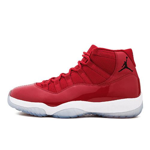 """Air Jordan 11 Retro """"Win Like '96"""" 大红配色 378037-623"""