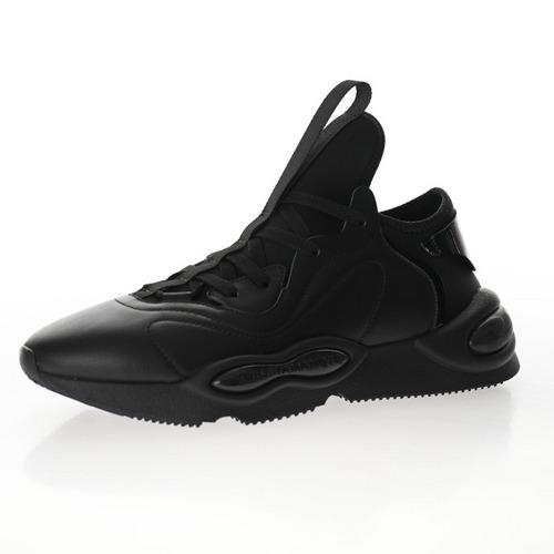 Y-3 Kaiwa Chunky Sneakers 2.0 YohjiYamamoto 2.0皮革黑白LOGO D8388