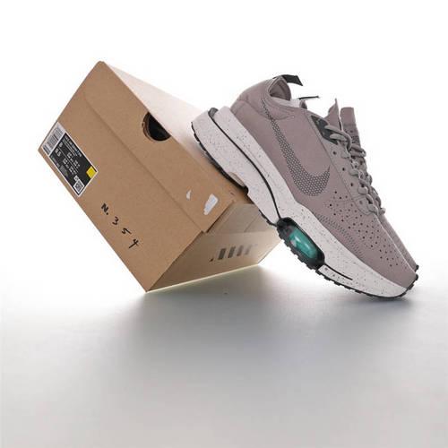 Nike Air Zoom-Type N.354 打造全新鞋型 耐克马拉松解构缓震休闲运动慢跑鞋 毛毯灰植鞣棕白黑泼墨配色 CJ2033-002