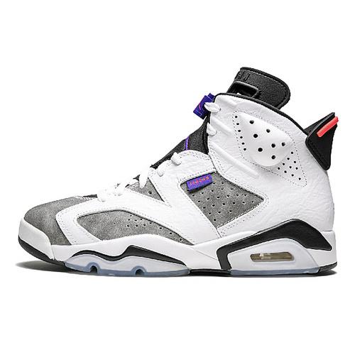 """Air Jordan 6 """"Flint Grey"""" 燧石灰白紫外线配色 CI3125-100"""