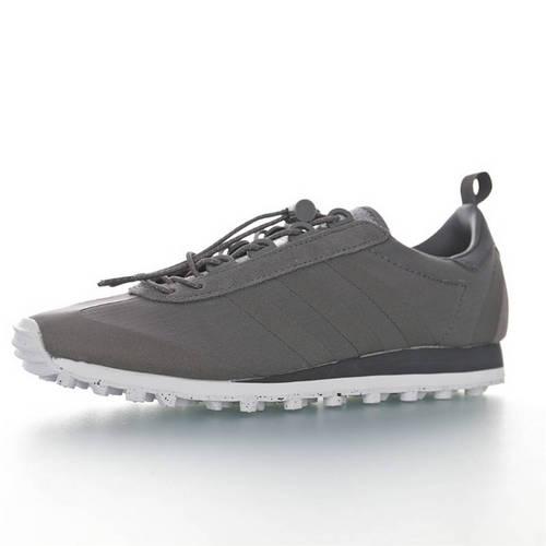 3M x Adidas Consortium Nite Jogger OG 3M公司联名 阿迪达斯夜行者系列低帮复古休闲园慢跑鞋 深灰黑橘3M反光配色 EG6616