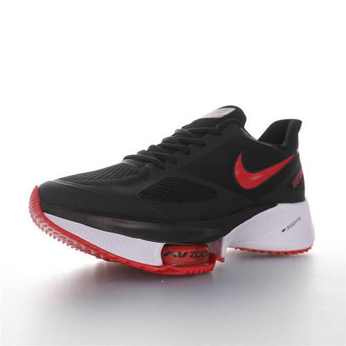 Nike Air Zoom WINFLO 37 X 耐克温夫洛37代马拉松气垫轻量超跑竞速运动慢跑鞋 网眼布黑灰配色 CI9923-086