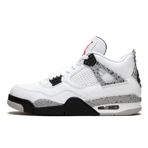 """Air Jordan 4 """"White Cement"""" 16年年版 白水泥配色 840606-192"""