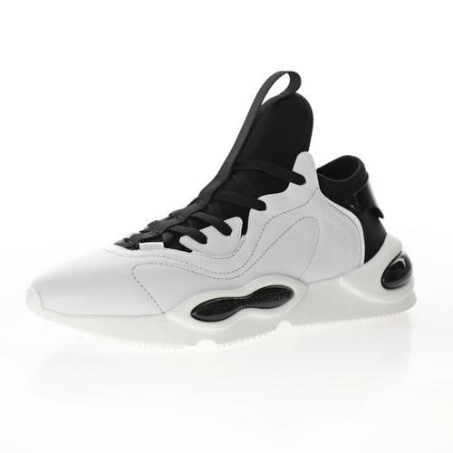 Y-3 Kaiwa Chunky Sneakers 2.0 YohjiYamamoto 2.0皮革白黑 D8325