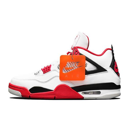 "Air Jordan 4 ""Fire Red"" 2020版本 火焰红 DC7770-160"