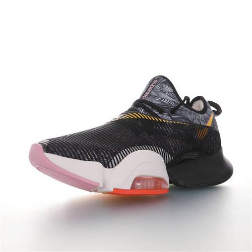 Nike Air Zoom SuperRep 酷似「破2」战靴 2020全新耐克超跑代表者健身训练系列轻量弓型运动慢跑鞋 品质提升版本 黑白叶黄桔红粉配色BQ7043-081