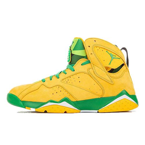 """Air Jordan 7 """"Oregon Ducks"""" 俄勒冈配色 AT3375-300"""