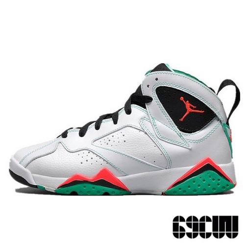 "Air Jordan 7 ""Verde"" GS 彩蛋配色 705417-138"