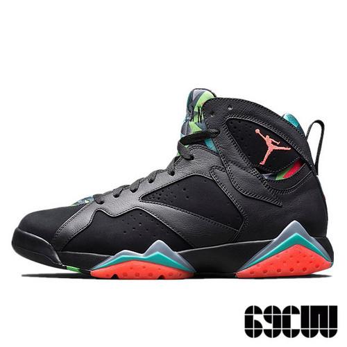 "Air Jordan 7 ""Marvin″ 30TH Anniversary 火星人马文配色 705350-705412-007"