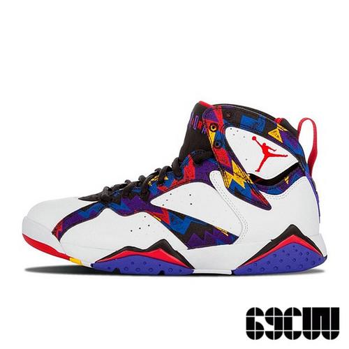 """Air Jordan 7 """"Sweater"""" 毛衣配色 304775-142"""