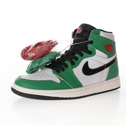 "Air Jordan 1 Retro High OG""Lucky Green"" 幸运白绿凯尔特人 DB4612-300"