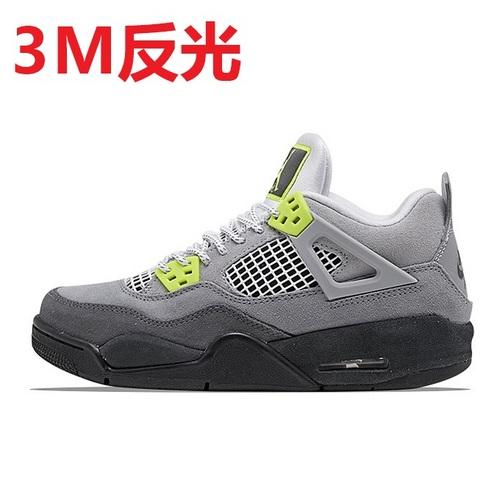 """Air Jordan 4 SE """"Neon"""" 灰荧绿3M反光配色 CT5342-007"""