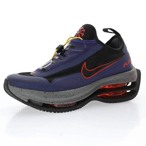 """Nike Zoom Double Stacked ACG """"Black/Multicolor"""" 飞织深紫黑红 CI0804-804"""