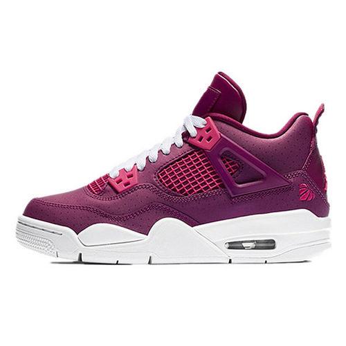 "Air Jordan 4 ""Valentine's Day"" 情人节配色 487724-661"