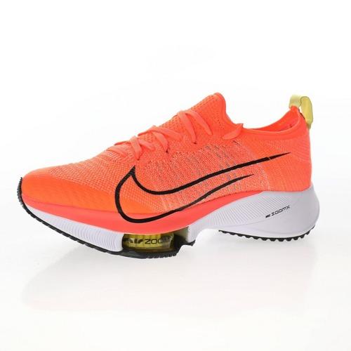 """Nike Air Zoom Tempo NEXT%""""Orange/Black/White/Yellow"""" 鲜桔红黑黄白 CI9923-800"""