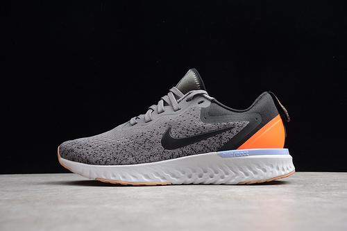 瑞娅2.0 灰黑橘AO9820-004 女鞋