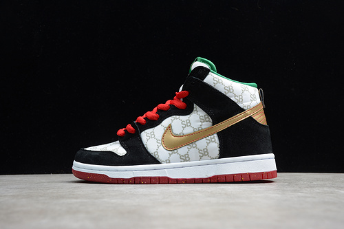 NIke Black Sheep x SB Dunk High 黑羊联名 313171-170