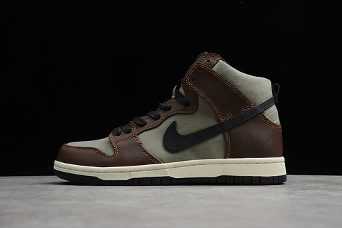 "SB DUNK 高帮 ""Baroque Brown""巴洛克 BQ6826-601"