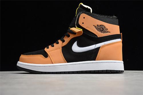 """Air Jordan 1 Zoom Comfort"""" Black Wheat""""AJ1 气垫 黑小麦 CT0978-002"""