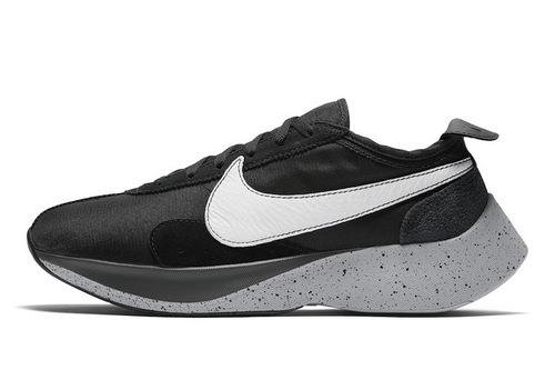 出货  GZ版本 登月 马拉松 黑白 AQ4121-001 男鞋