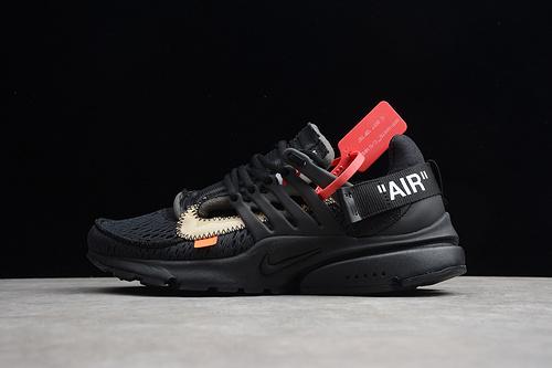 ST版本 纯原 耐克王联名 黑色 AA3830-002 男女鞋