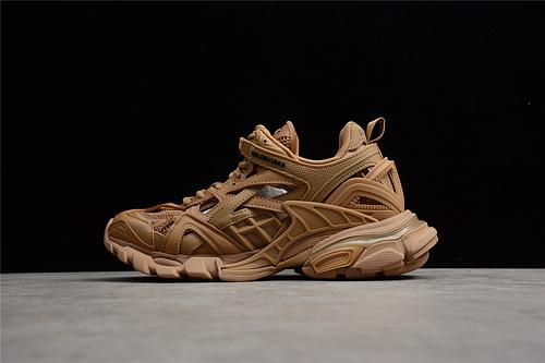 巴黎世家/Balenciaga Track2 小麦 568615-W3AG1-2706
