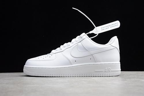 CJ纯原 Air force 空军纯白 供应各大平台实体销售 现拿出安利市场 原鞋独立开发 绝对百分百还原公司 全部客供材料 精确细节女鞋货号:315115-112 男鞋货号:315122-111