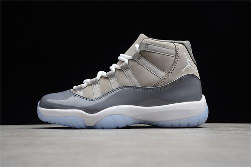 """Air Jordan 11 """"Cool Grey""""AJ11 酷灰 货号:CT8012-005"""