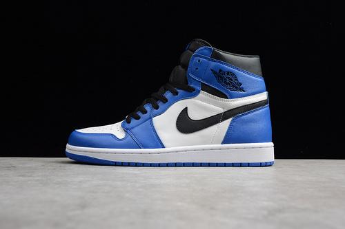 AJ1 蓝白 555088-403 男鞋