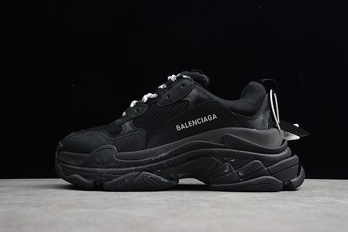 八层组合大底  GZ版本 巴黎世家 全黑 ECBA700322G 男女鞋