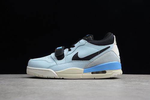 AJ312低帮 蓝黑 CD7069-400 男女鞋