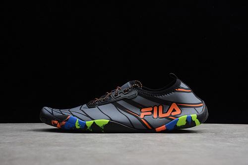 斐乐 瑜伽 灰黑A-12 男女鞋