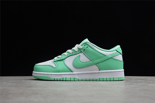 "Dunk Low WMNS ""Green Glow""低帮 薄荷绿 DD1503-105"
