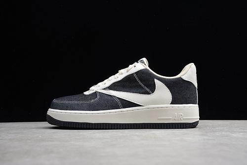 空军 倒勾 黑白 CD8619-001 男鞋