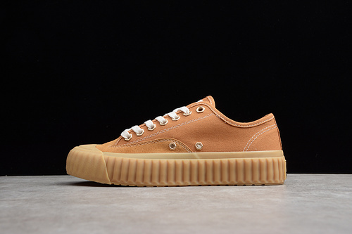 饼干鞋低 深棕DFM8024CSTB