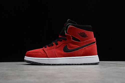 Air Jordan 1 High Zoom AJ1 高帮 黑红 CT0978-600