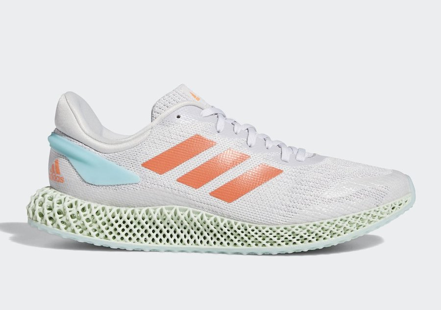 adidas 4D Run新款配色要什么时候发售?--椰子700og
