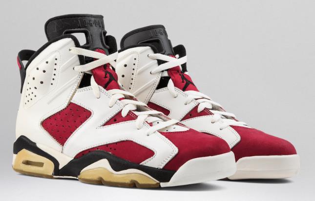 Air Jordan 6预计在发售2月20日成品会如何?--椰子5