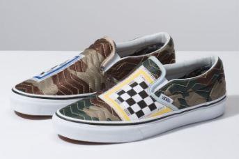 万斯2019新款鞋图片-东莞AJ喷泡